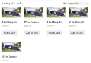 dumpster-options